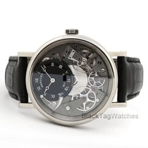 Breguet Tradition pre-owned 40mm White gold