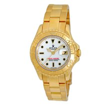 Rolex Yacht-Master pre-owned 29mm White Date