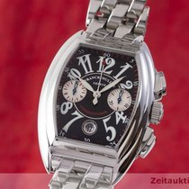 Franck Muller Steel 35.5mm Automatic 8005CC pre-owned