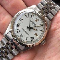 Rolex Datejust 36mm Silver No numerals United Kingdom, London