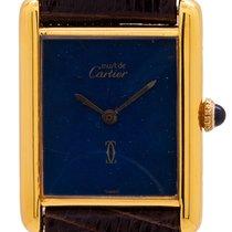 Cartier Tank Vermeil 23.5mm