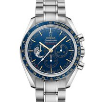 Omega 311.30.42.30.03.001 Steel 2019 Speedmaster Professional Moonwatch 42mm new