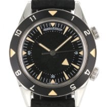 Jaeger-LeCoultre Memovox Tribute to Deep Sea Steel Black