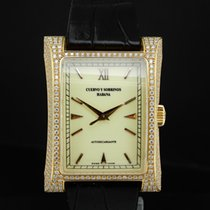 Cuervo y Sobrinos Rose gold 37mm Automatic 2012 pre-owned United States of America, Florida, Miami