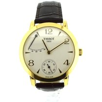 Tissot Yellow gold 42mm Manual winding T71.3.459.34 pre-owned