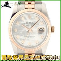 Rolex Gold/Steel 36mm Automatic 116231G pre-owned United States of America, California, Los Angeles