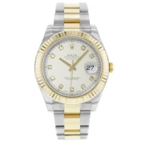 Rolex Datejust II Steel 44mm White United States of America, New York, New York