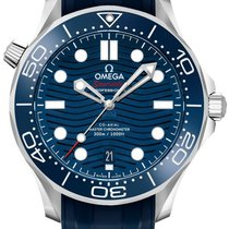 Omega Seamaster Diver 300 M new Automatic Watch with original box 21032422003001
