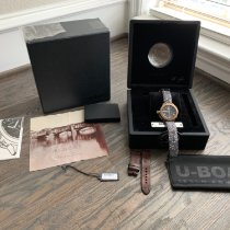 U-Boat pre-owned Automatic 46mm Brown Sapphire Glass 10 ATM