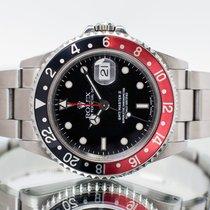 Rolex 16710 Stahl 2003 GMT-Master II 40mm gebraucht