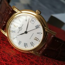 Baume & Mercier Yellow gold Automatic 33mm pre-owned Clifton