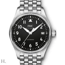 IWC IW324010 Steel 2019 Pilot's Watch Automatic 36 36mm new