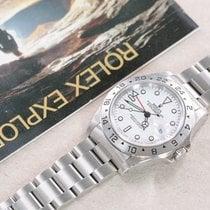 Rolex Explorer II Steel 40mm White No numerals United Kingdom, Harrogate