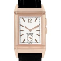 Jaeger-LeCoultre Grande Reverso Ultra Thin Duoface Q3782520 2016 pre-owned