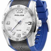 Police Acero 46mm Cuarzo PL-12557JS/04B nuevo