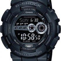 Casio Plastic 55mm Quartz GD-100-1B new