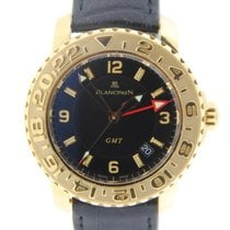 Blancpain Fifty Fathoms GMT Automatic 18K Yellow Gold