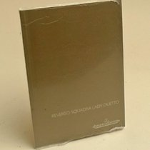 Jaeger-LeCoultre Reverso Squadra Lady Duetto Manual Info Booklet