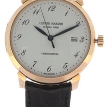 Ulysse Nardin Classico Limited - NEW - complete with box and...