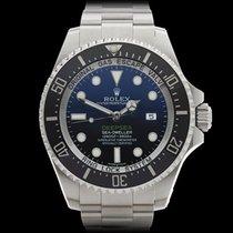 Rolex Sea-Dweller Deepsea Stainless Steel Gents 116660 - W3785