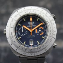 Heuer Steel 45mm Automatic 150.633 B pre-owned