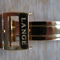 A. Lange & Söhne 18mm YELLOWGOLD folding clasp faltschlies...