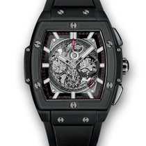 Hublot Spirit of Big Bang · Black Magic 601.CI.0173.RX