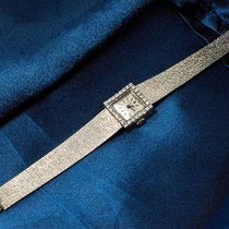 Jaeger-LeCoultre MINT JAEGER LE COULTRE 1960s 18KT WHITE GOLD...