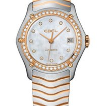 Ebel Classic Gold/Steel 27mm Mother of pearl
