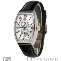 Franck Muller Master Banker pre-owned 31mm Steel