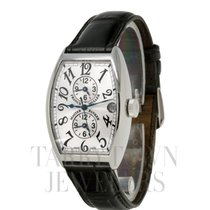 Franck Muller Steel 31mm Automatic 5850MB pre-owned