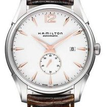 Hamilton Jazzmaster Small Second Automatik Herrenuhr H38655515