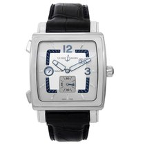 Ulysse Nardin Quadrato Stainless Steel Men's Watch 243-92/601