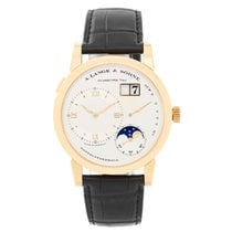 A. Lange & Söhne Lange 1 Moonphase Yellow Gold 109.021