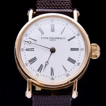 Patek Philippe - 14k gold mariage watch officer's chronometer...
