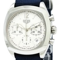 TAG Heuer Monza Automatic Stainless Steel Men's Sports Watch...