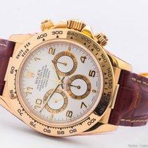 Rolex Daytona Cosmograph 18k Gold/Box&Papers