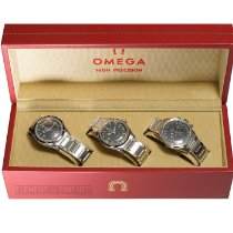 Omega Trilogy 1957 Set 60th Anniversary - Speedmaster,...
