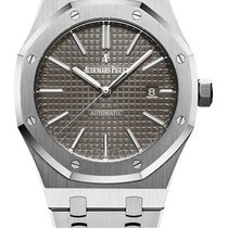 Audemars Piguet 15400ST.OO.1220ST.04 Steel 2018 Royal Oak Selfwinding 41mm new United States of America, New York, New York