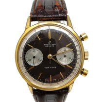 Breitling Top Time pre-owned 35mm Yellow gold