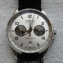 Union Glashütte Noramis Chronograph new 2013 Automatic Chronograph Watch with original box and original papers D005.427.16.037.07