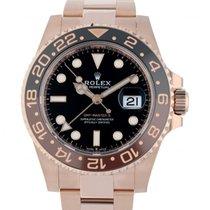 Rolex Gmt II 126715chnr Rose Gold 40mm