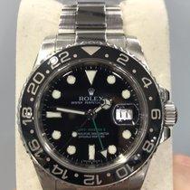 Rolex GMT-Master II 116710LN black Stainless Ceramic
