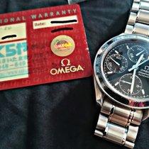 Omega Speedmaster Date usato Acciaio