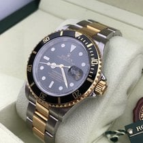 Rolex Submariner Date Gold/Steel 40mm Blue No numerals United States of America, Illinois, Springfield