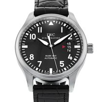 IWC Pilot Mark pre-owned 41mm Steel