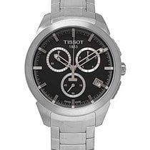 Tissot Chronograaf 43mm Quartz nieuw T-Sport (Submodel) Zwart