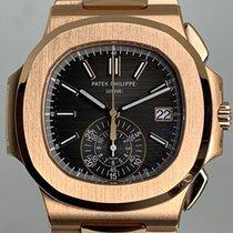 Patek Philippe 5980/1R-001 Oro rosa Nautilus 40.5mm