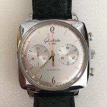 Glashütte Original Sixties Square Chronograph Acier 41,35mm