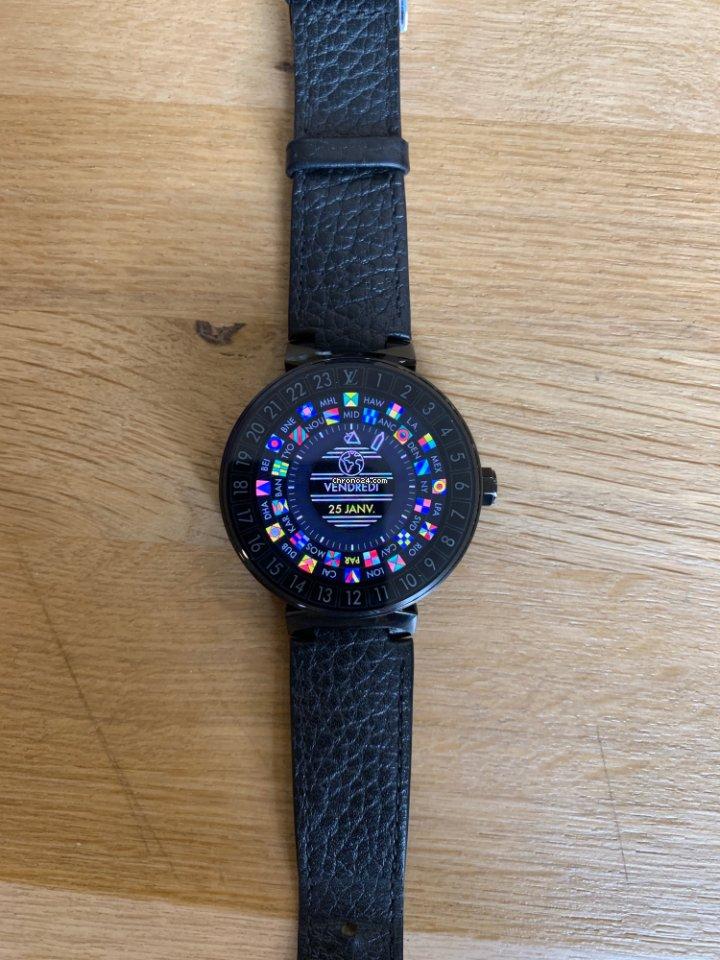 e54f0cb6033 Comprar relógios Louis Vuitton